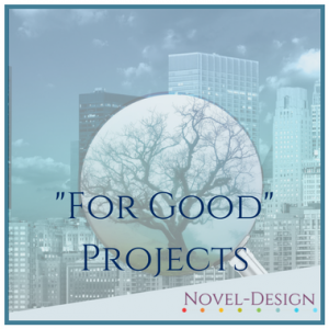 for good projects, charity, social enterprise, third sector, debbie forster, WISE, consultancy, novel design